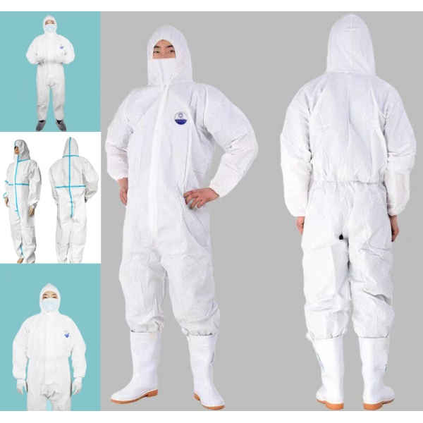 Disposable Medical Protective Coverall Safety Suit